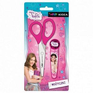 Ciseaux avec protection Violetta Disney