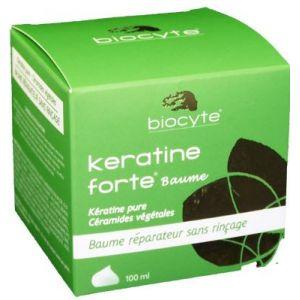 Biocyte Keratine forte - Baume réparateur sans rinçage