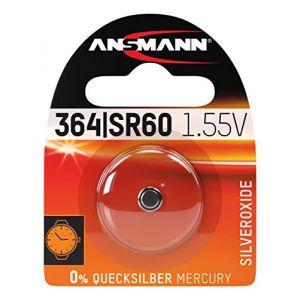 Ansmann Uhrenbatterie silveroxid 1.55v sr60/364