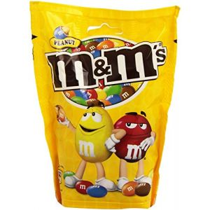 M&m's M&MS Pochon de 200g de Cacahuètes enrobées de chocolat
