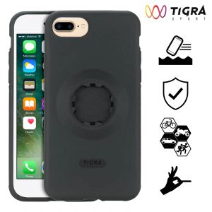 Tigra sport Coque TIGRA Mountcase 2 FIT-CLIC pour iPhone 7 Plus