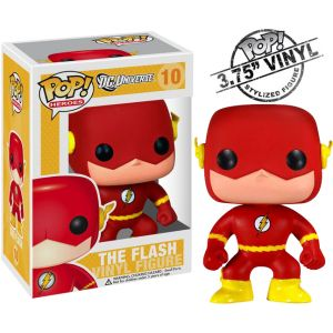 Funko Figurine Pop! DC Universe : Flash 10 cm
