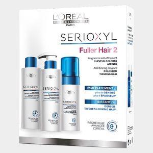 L'Oréal SERIOXYL Fuller Hair 2 - Programme anti-affinement