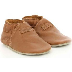 Robeez MYFIRST, Chaussures de Naissance Mixte bébé, (Marron Moka 93), 21/22 EU
