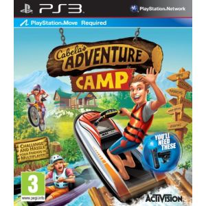 Cabela's Adventure Camp (PlayStation Move) [PS3]