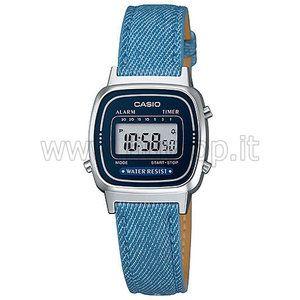 Casio LA-670WL- Montre pour femme Quartz Digitale