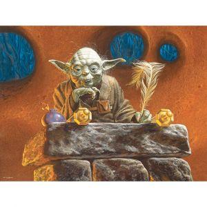 Ravensburger Star Wars Yoda - Puzzle 150 pièces XXL