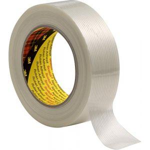 Scotch Ruban adhésif à filament 3M 587750 transparent (L x l) 50 m x 19 mm 1 rouleau(x)