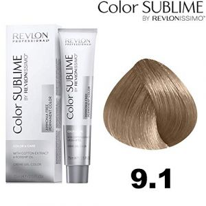 Revlon Color Sublime by issimo 75 ml. Col. 9.1 Blond Très Clair Cendre