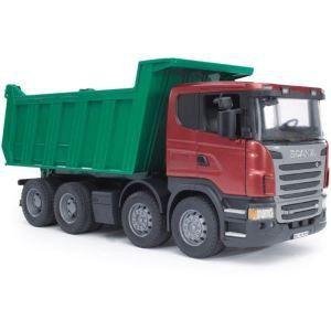 Bruder Toys 3550 - Camion Scania avec benne basculante