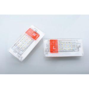 Habill-auto Kit éclairage de plaque LED blanc mini cooper R50, R52, R53