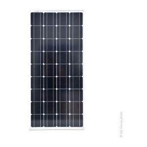 Nx Panneau solaire rigide 100W-12V Monocristallin