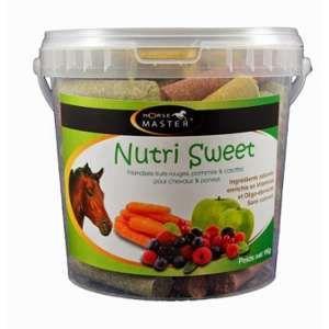 Farnam Nutri Sweet Friandise Saveur Carotte - 1kg