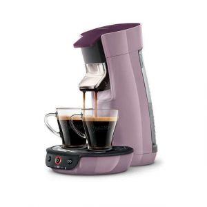 Philips Machine à Café à Dosettes Viva Café - Hd7829/41 - Violet Pastel