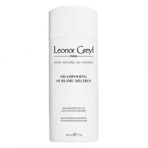 Leonor Greyl Shampooing sublime mèches Éclat des cheveux méchés
