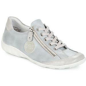 Remonte R3443, Sneakers Basses Femme, Bleu (Ice/Sky), 42 EU
