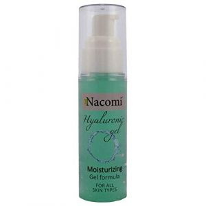 Nacomi Hyaluronic gel - Moisturizing gel formula