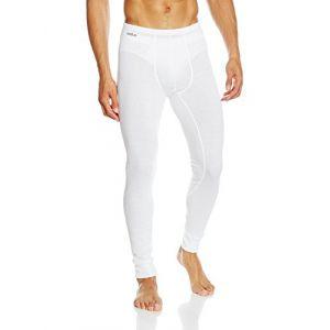 Odlo Vêtements intérieurs Pants Warm - White - Taille S