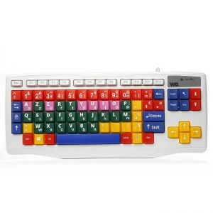 WE Kids Clavier Filaire