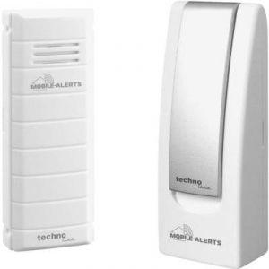 Technoline MA 10001 - Station de base Mobile Alerts avec émetteur de thermométrie
