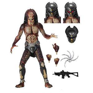 Neca Figurine Predator 2018 - Fugitive Predator Ultimate 20cm - 0634482515815
