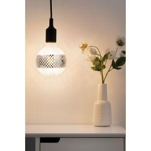 Paulmann Ampoule LED à intensité variable CLASSIC G125 E27 / 4.5W / 230V 2600K 28742