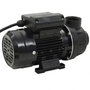 VidaXL Pompe de piscine Noir 0,25 CH 7500 L/h