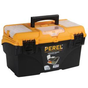 "Perel OMC17 - Boîte à outils Cantilever 17"""
