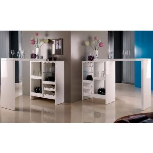 Fizz II - Meuble de bar extensible