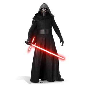 Figurine géante en carton Kylo Ren Star Wars