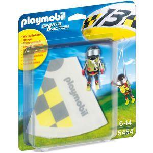 Playmobil 5454 Sports et Action - Parachutiste Greg