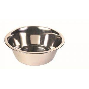 Trixie Écuelle en inox adapté au bar pour chiens 2,8 litres