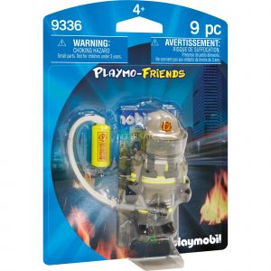 Playmobil 9336 - Friends : Pompier