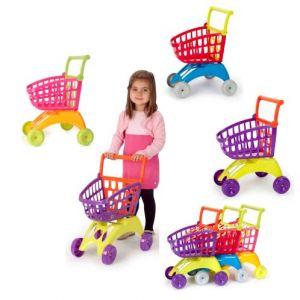 Qweenie Home Chariot de supermarché assortiment