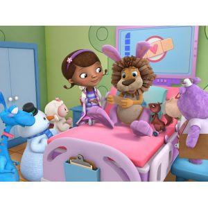 Docteur La Peluche - 8 - L'hôpital des jouets
