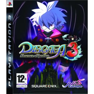 Disgaea 3 : Absence of Justice [PS3]