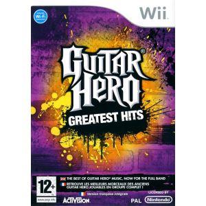 Guitar Hero : Greatest Hits [Wii]