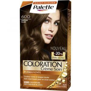 Saint Algue Palette Coloration crème soin 600 Châtain clair