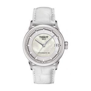 Tissot Montre Femme Luxury Blanc