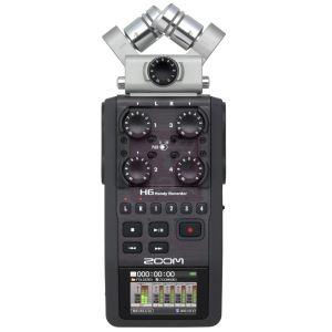 Zoom H6 - Enregistreur de poche audio numérique