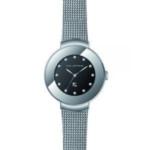 Ted Lapidus A0500RNPX - Montre pour femme avec bracelet en acier