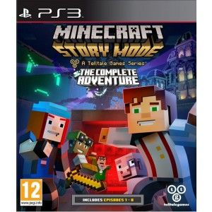 Minecraft : Story Mode - The Complete Adventure [PS3]
