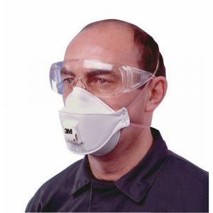 3M Masque anti-poussières FFP3 avec soupape 9332 (boite de 10)