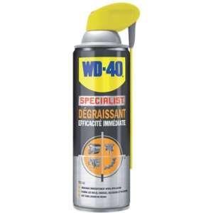 WD-40 Dégraissant efficacité immédiate vg 500 ml