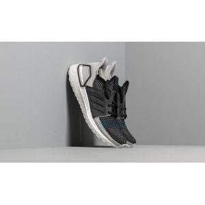 Adidas UltraBOOST 19 Core Black/ Grey Six/ Shock Cyan
