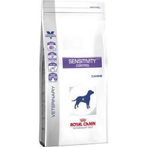 Royal Canin Veterinary Diet Dog Sensitivity Control SC24  - Croquettes pour chien sac de 7 kg