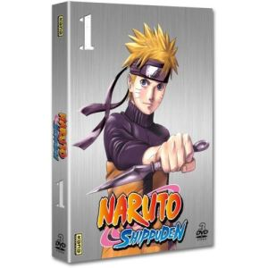 Naruto Shippuden - Volume 1