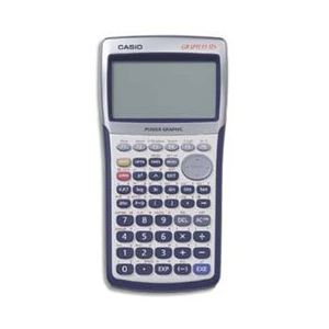 Casio Graph 85SD - Calculatrice graphique