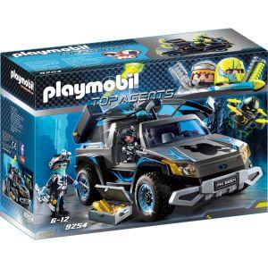 Playmobil 9254 - Top agents : 4x4 des agents du Dr. Drone