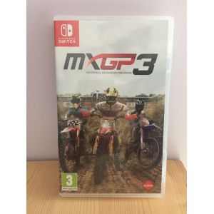 MX GP 3 - The Official Motocross Videogame sur Switch